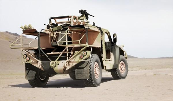 Thales Special forces Rear HiRes